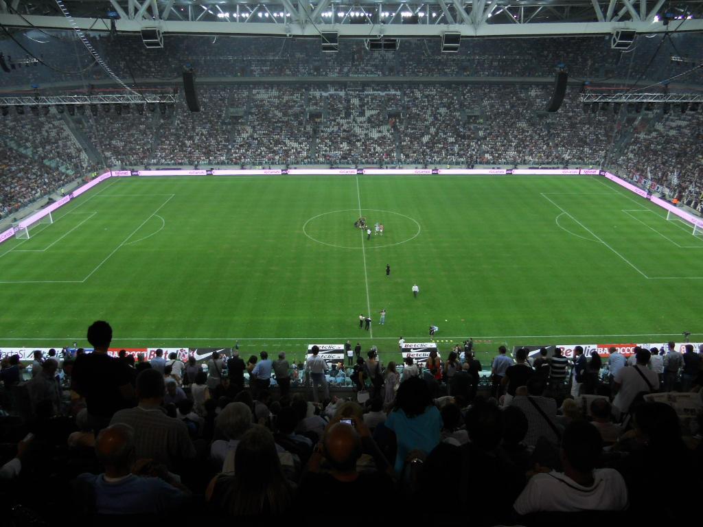 Juventus Stadium: photo, name, capacity 79
