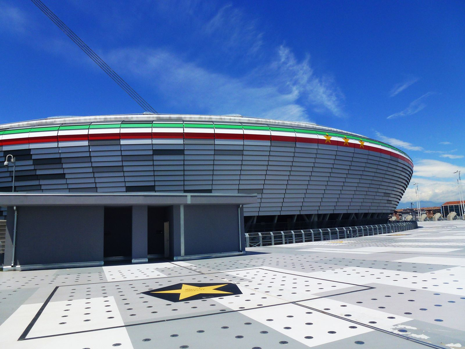 Allianz Stadium of Turin (Juventus Stadium) - StadiumDB.com