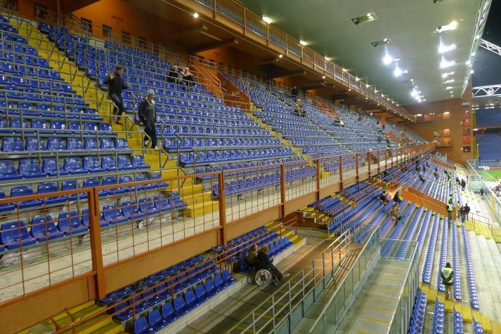 Used Ferraris For Sale >> Stadio Comunale Luigi Ferraris (Marassi) – StadiumDB.com