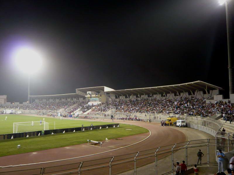 ผลการค้นหารูปภาพสำหรับ King Abdullah International Stadium