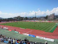 Hakodate Chiyogadai Stadium