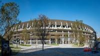 Japan National Stadium (Kokuritsu Kyōgijō)