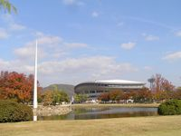 City Light Stadium (Okayama Prefectural Ground Athletics Stadium)