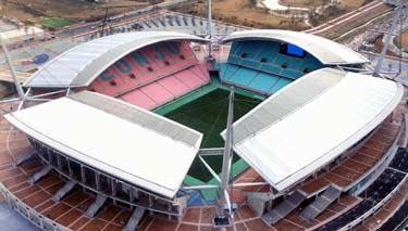 World Cup 2002 Jeonju World Cup Stadium Stadiumdb Com