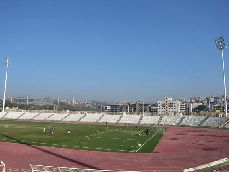 Saida International Stadium Stadiumdb Com