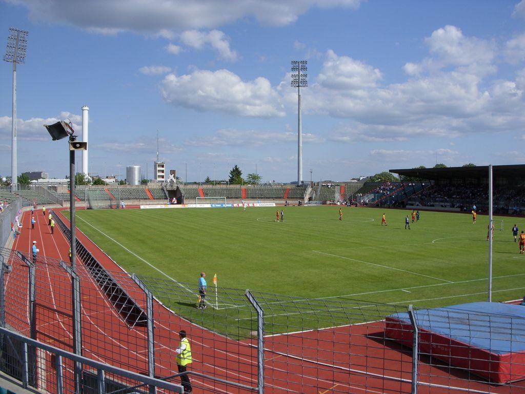 josy barthel stadion