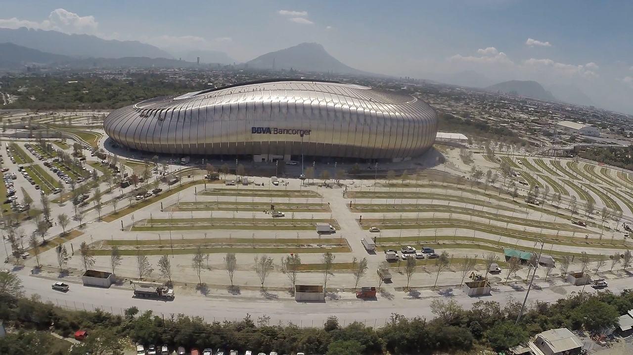 Bancomer: Estadio BBVA Bancomer (Estadio De Futbol De Monterrey
