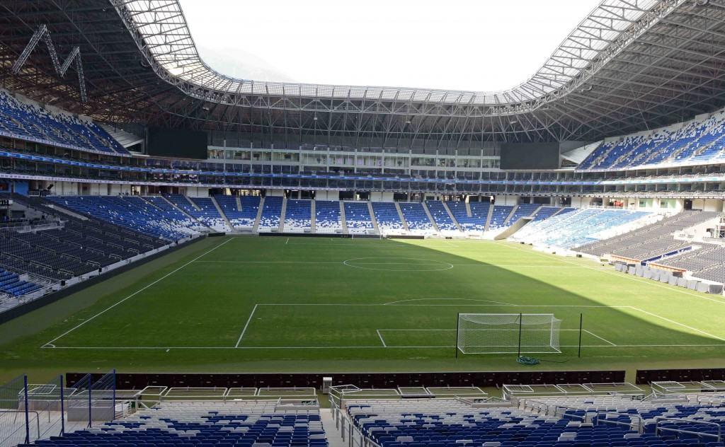 Najkrajsie stadiony roka 2015