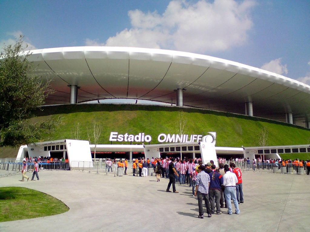 Estadio Omnilife Fotos Description Estadio Omnilife