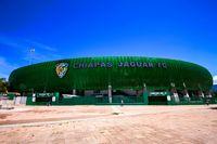 Estadio Víctor Manuel Reyna (Estadio Zoque)