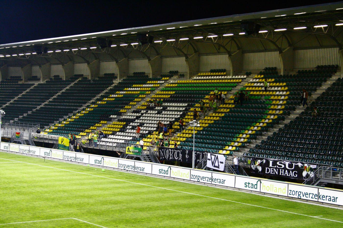 Cars Jeans Stadion Aad Mansveld Stadion Stadiumdb Com