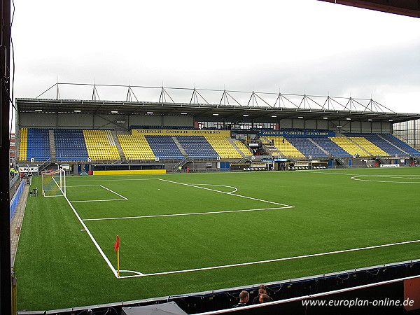 Image result for Cambuur Stadion