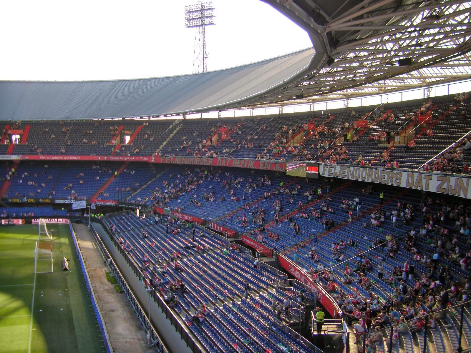 Stadion Feijenoord De Kuip Stadiumdb Com