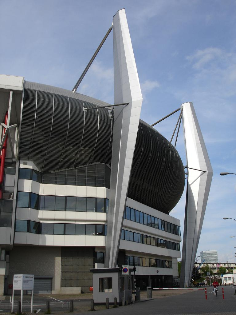 Philips Stadion – StadiumDB com