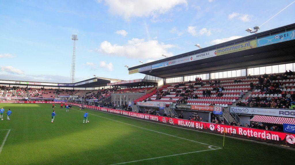 Image result for sparta stadion