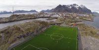 Henningsvær Idrettslag Stadion