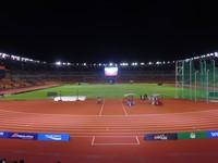 New Clark City Athletics Stadium