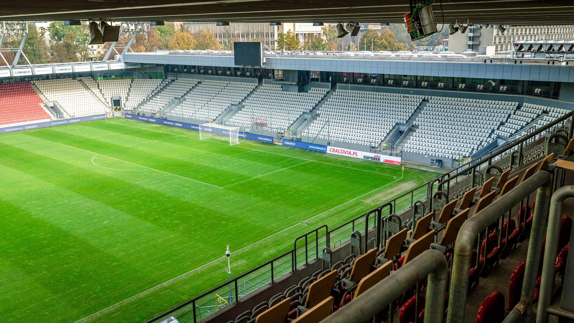 Stadion im  Józefa Piłsudskiego (Stadion Cracovii