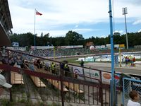 Stadion Żużlowy MOSiR w Zielonej Górze (Swiss Krono Arena)