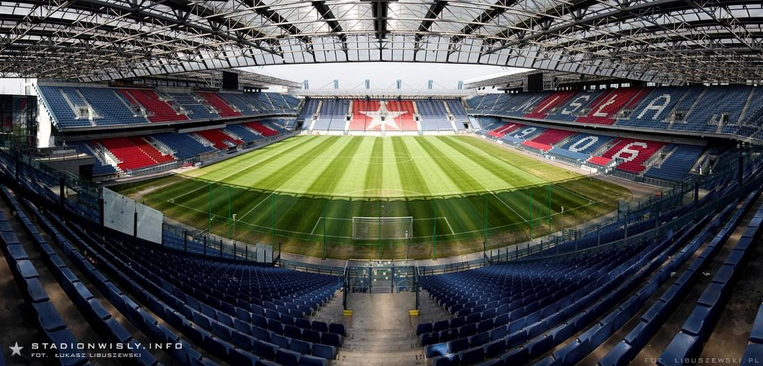 Stadion Miejski w Krakowie im. Henryka Reymana (Stadion ...