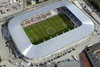 Stadion Miejski BBOSiR w Bielsku Białej