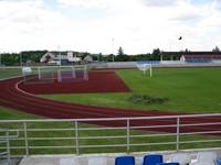Stadion Miejski w Ożarowie (Stadion Alitu Ożarów)