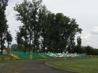 Stadion OSiR Huragan im. Mirona Cichockiego