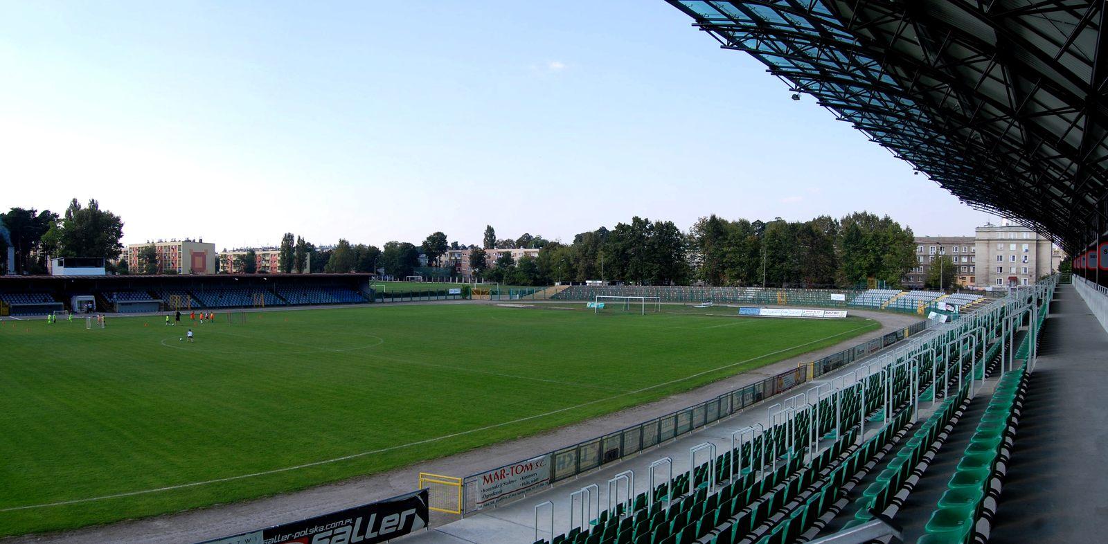 Stadion MOSiR w Stalowej Woli (Stadion Stali Stalowa Wola