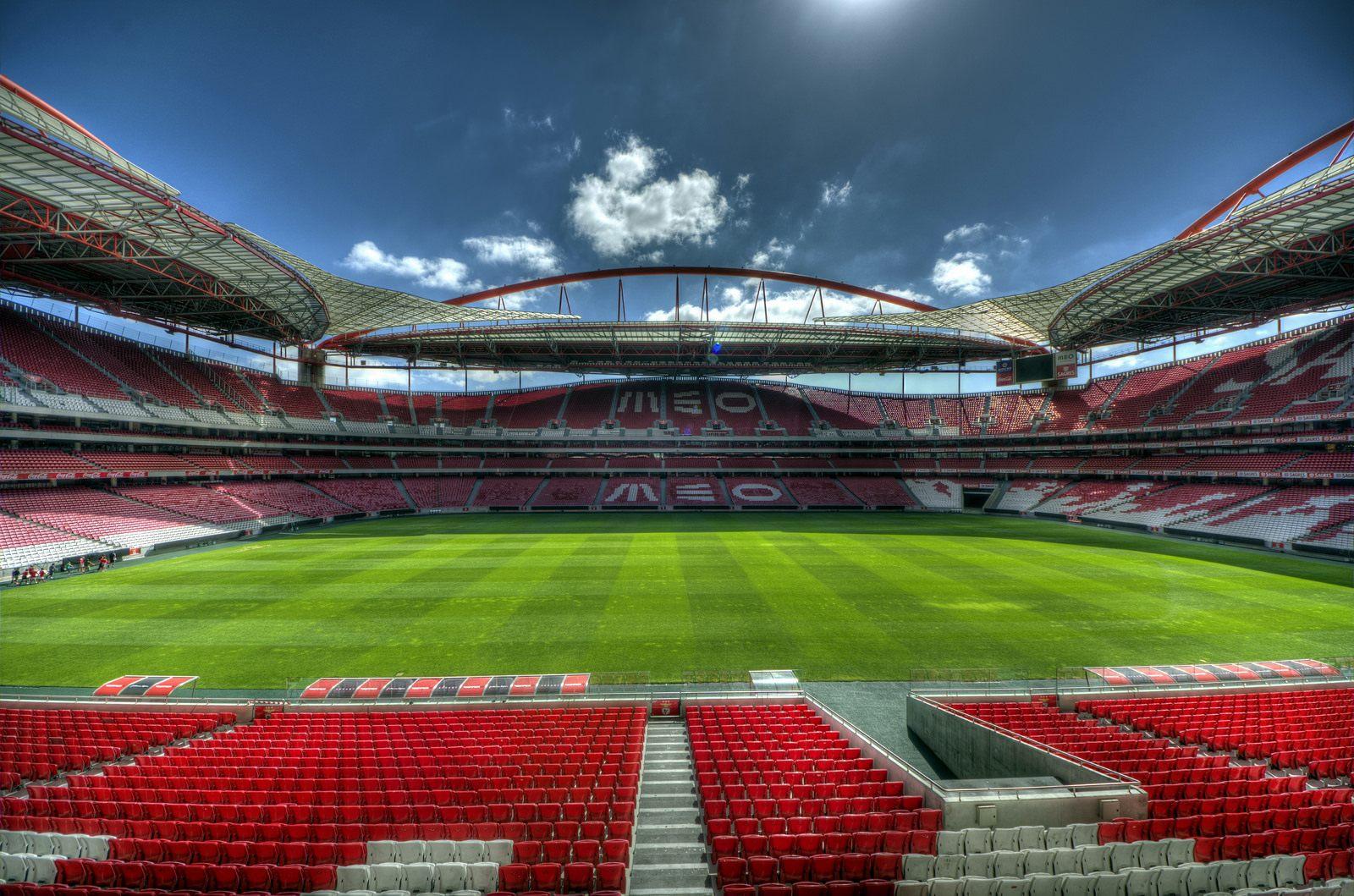 Image result for estádio do sport lisboa e benfica