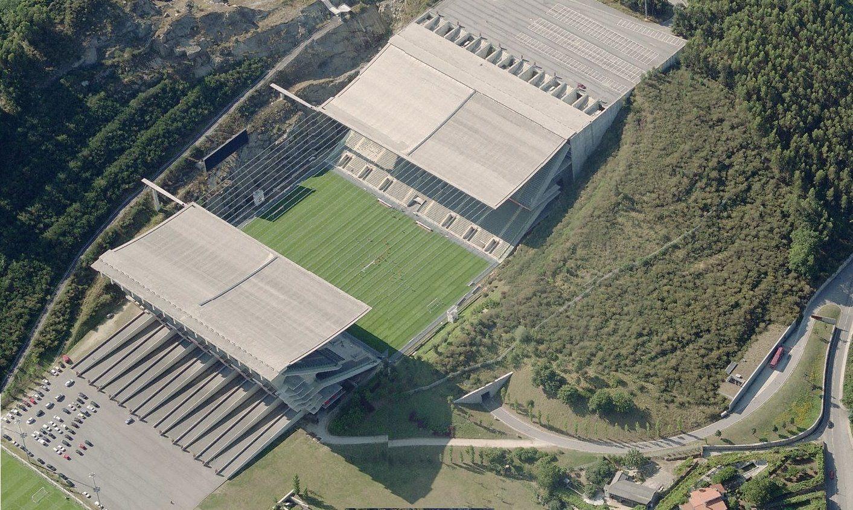 Sporting Braga: Estádio Municipal De Braga (Estádio AXA)