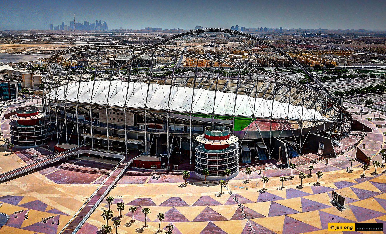 Khalifa International Stadium Stadiumdb Com