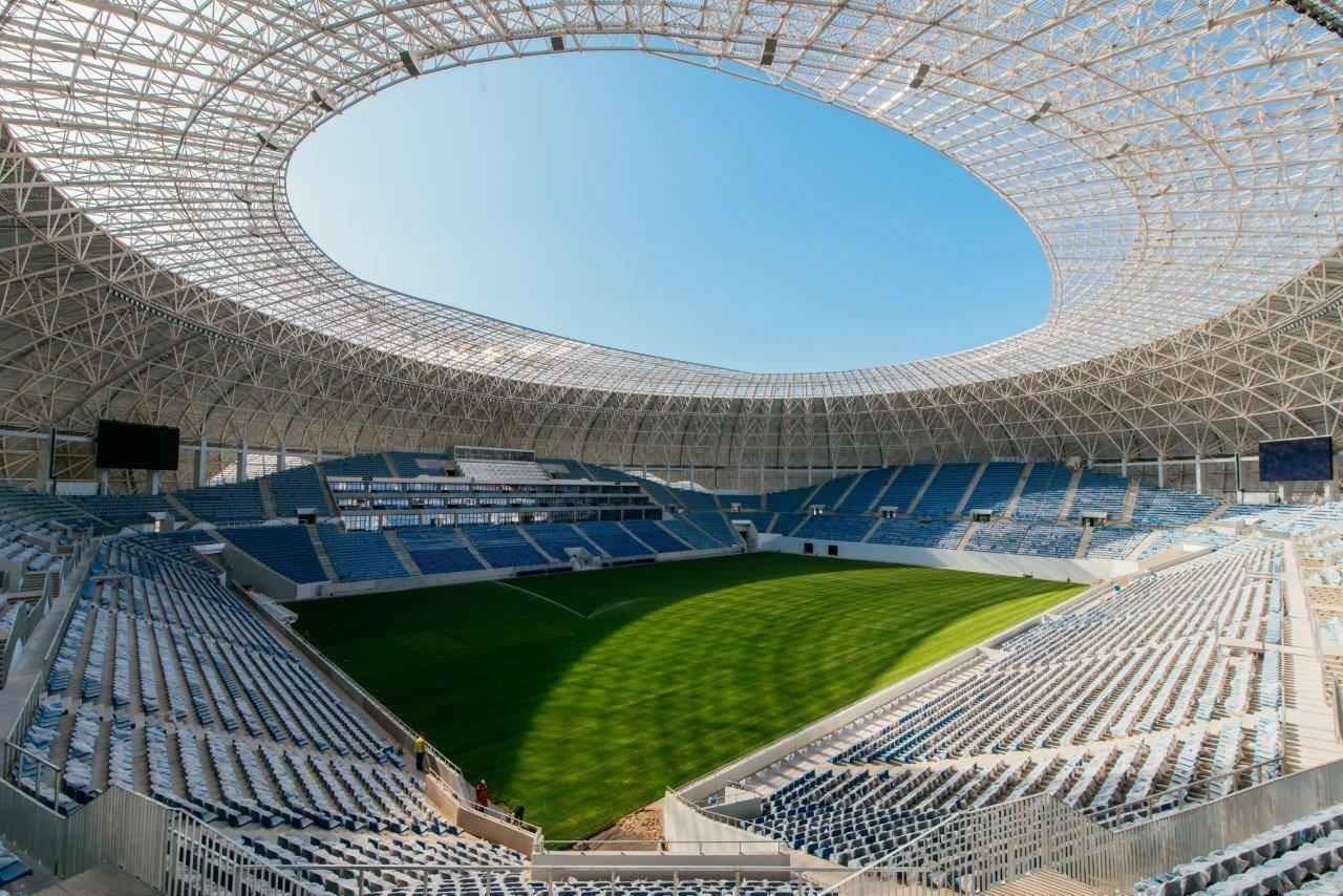 Noul Stadionul Ion Steaua Sepsi