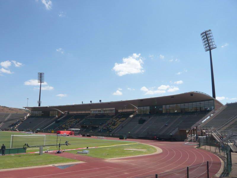 Opinions on Lucas Masterpieces Moripe Stadium
