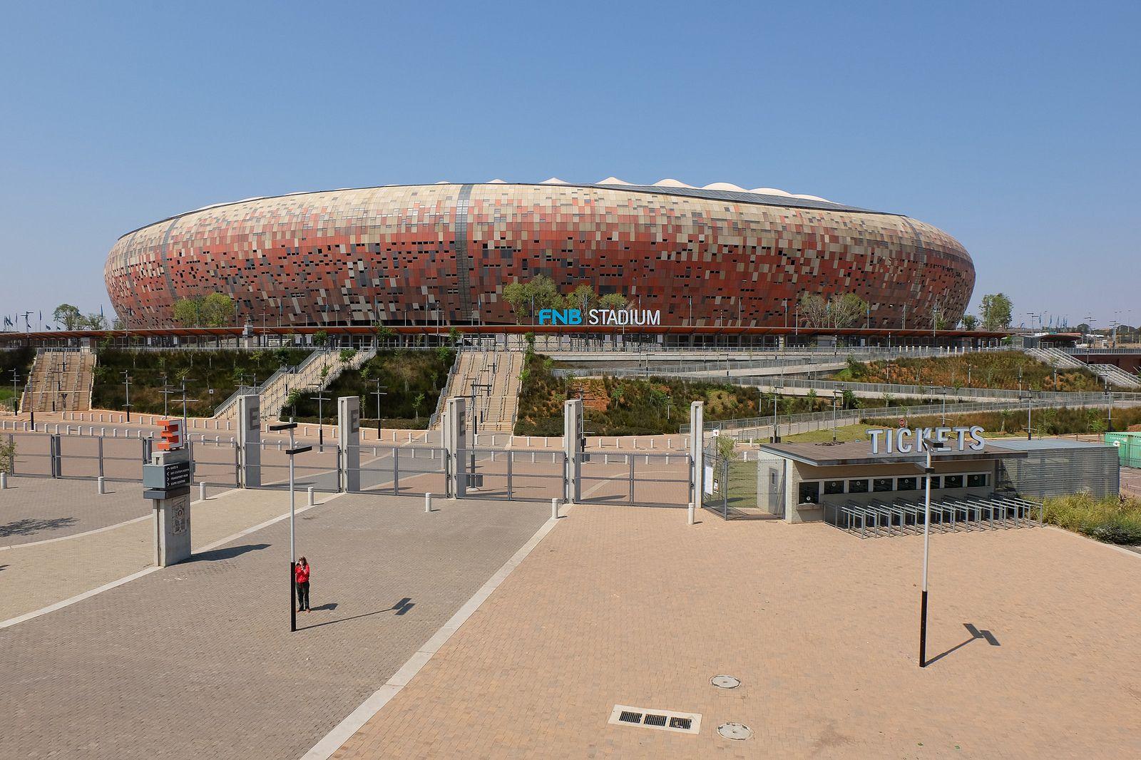 FNB Stadium (Soccer City) – StadiumDB com