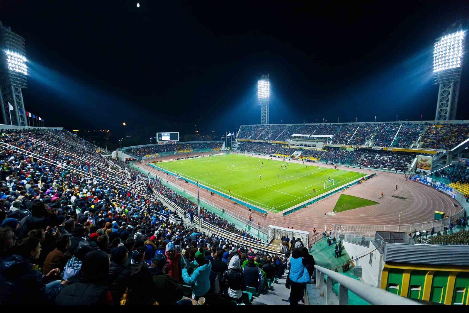 Stadium Kuban in Krasnodar: history of creation and reconstruction