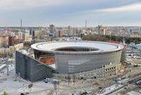 Tsentralnyi Stadion (Ekaterinburg Arena)