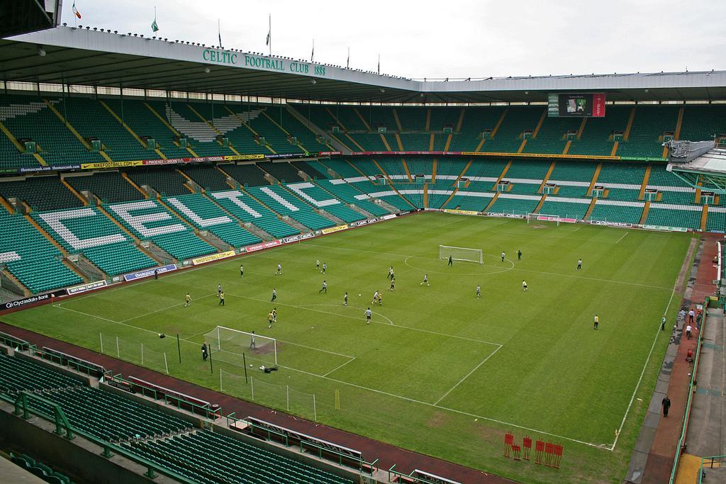 Celtic Park Parkhead StadiumDB