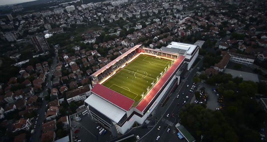 Stadion Event Place Stadion Voždovac Stadiumdb Com