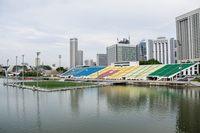 The Float @ Marina Bay (Marina Bay Stadium)