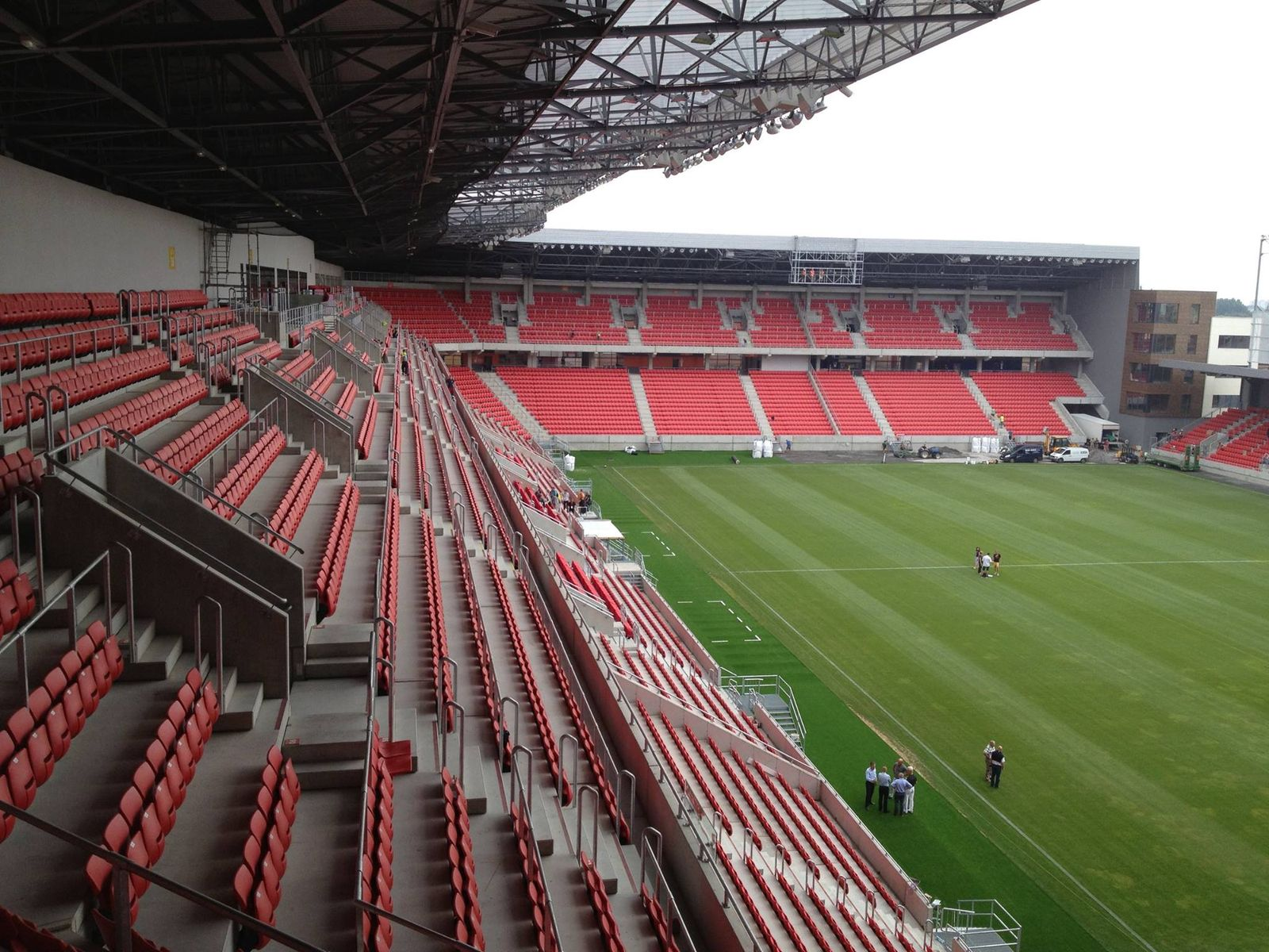 Image result for Anton Malatinský Stadium