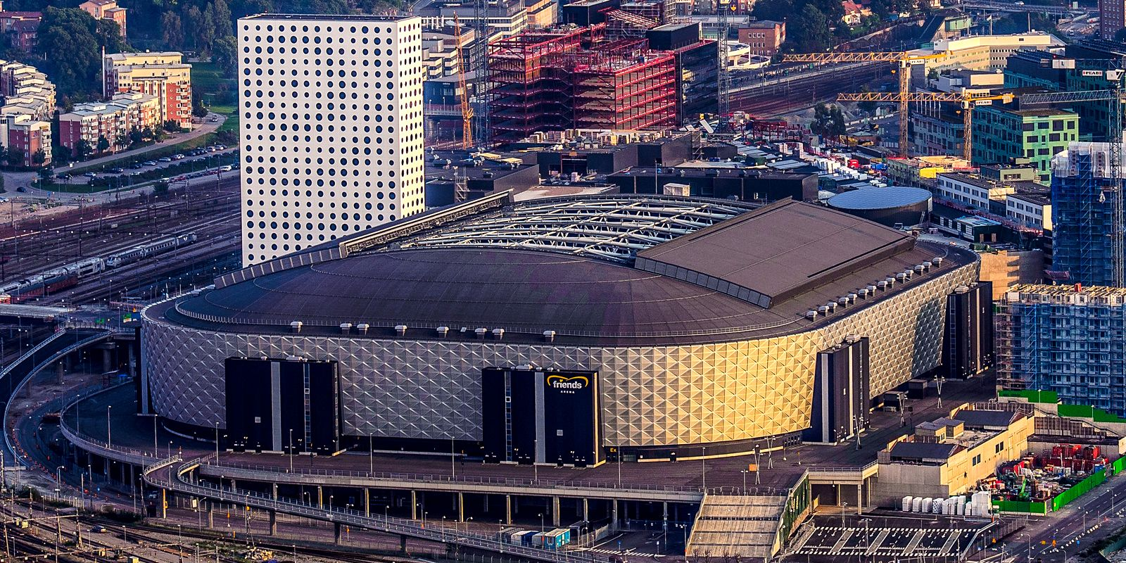 Friends Arena StadiumDB