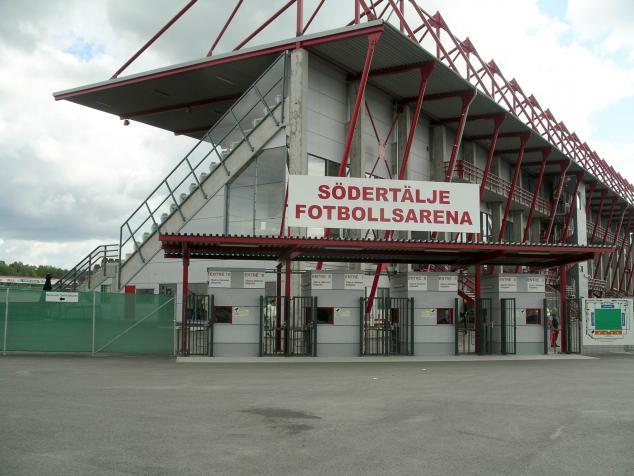 Södertälje Fotbollsarena - StadiumDB.com