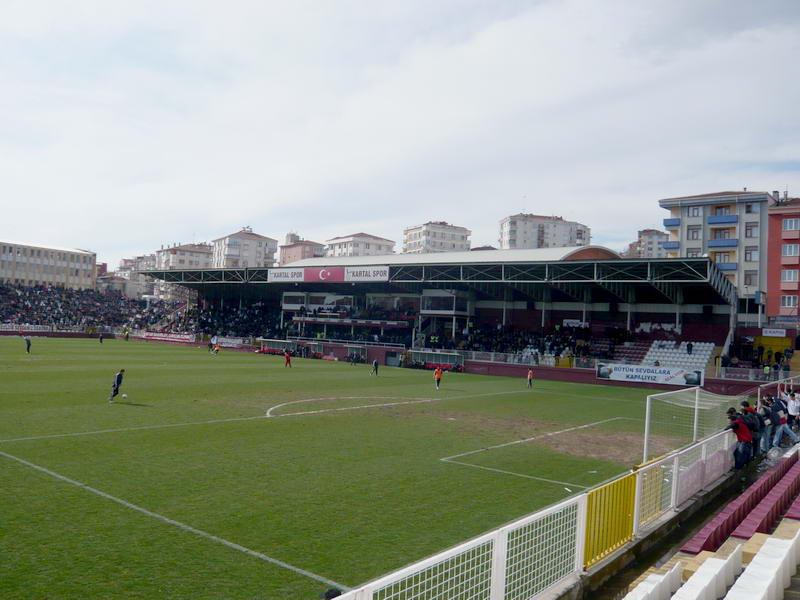 Istanbul Kartal Stadyumu Kartal Yuvasi Stadiumdb Com