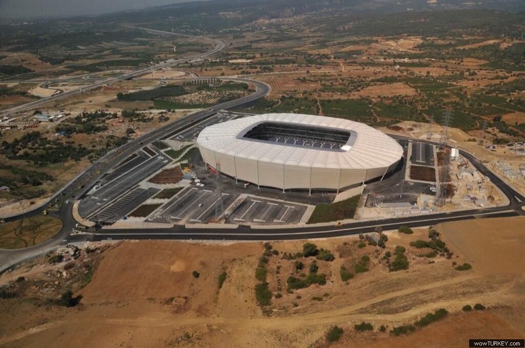 Mersin Arena StadiumDB