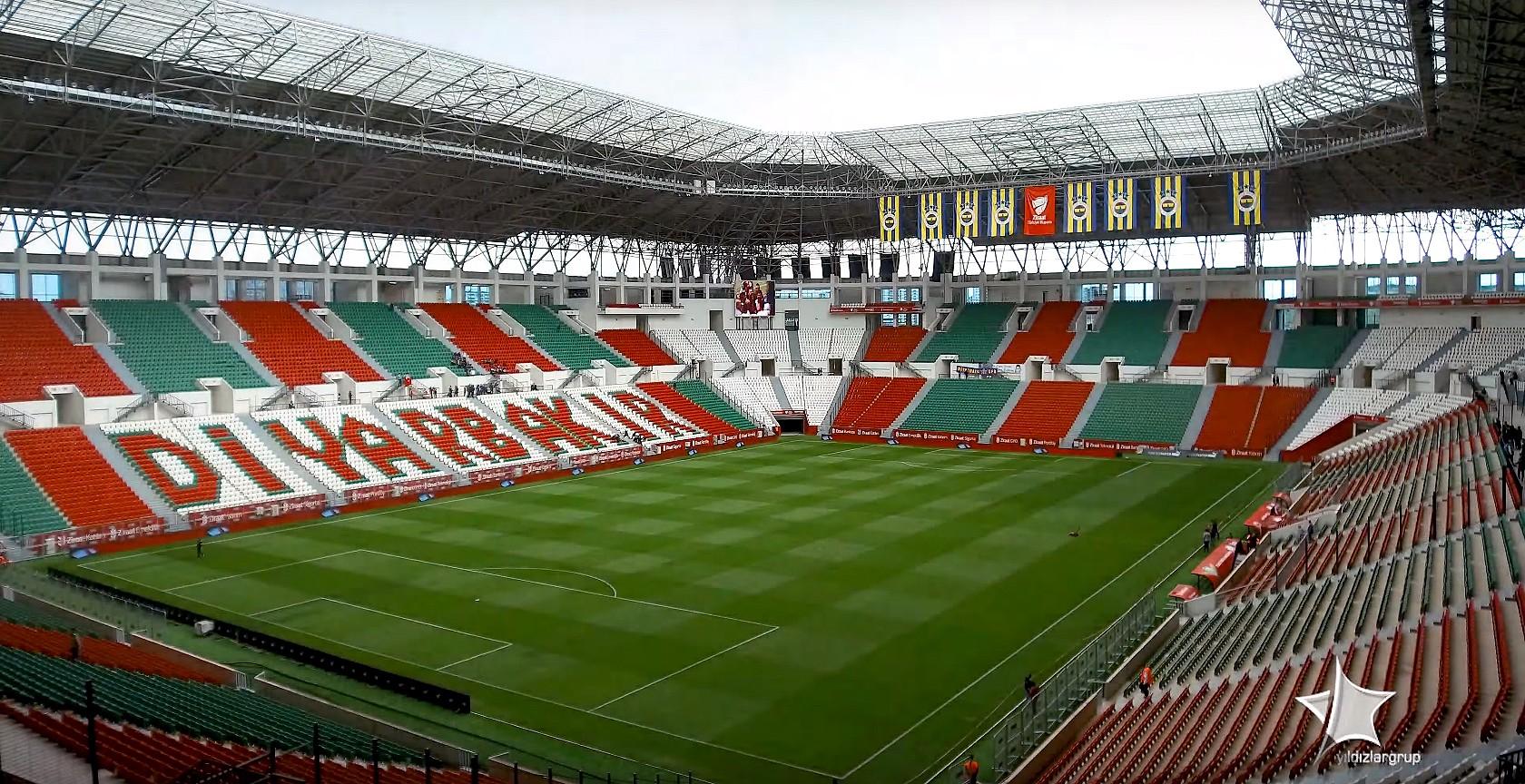 yeni diyarbak u0131r stadyumu  u2013 stadiumdb com