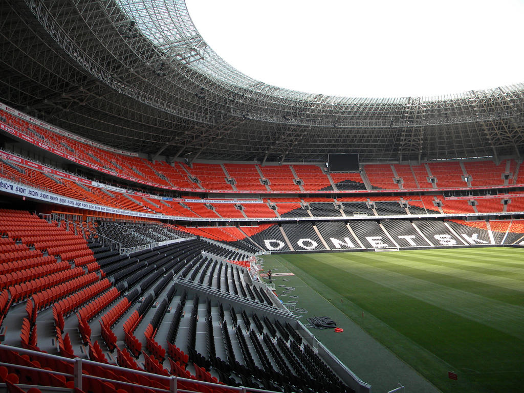 Donbass Arena – StadiumDB.com