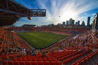 BBVA Compass Stadium (Dynamo Stadium)