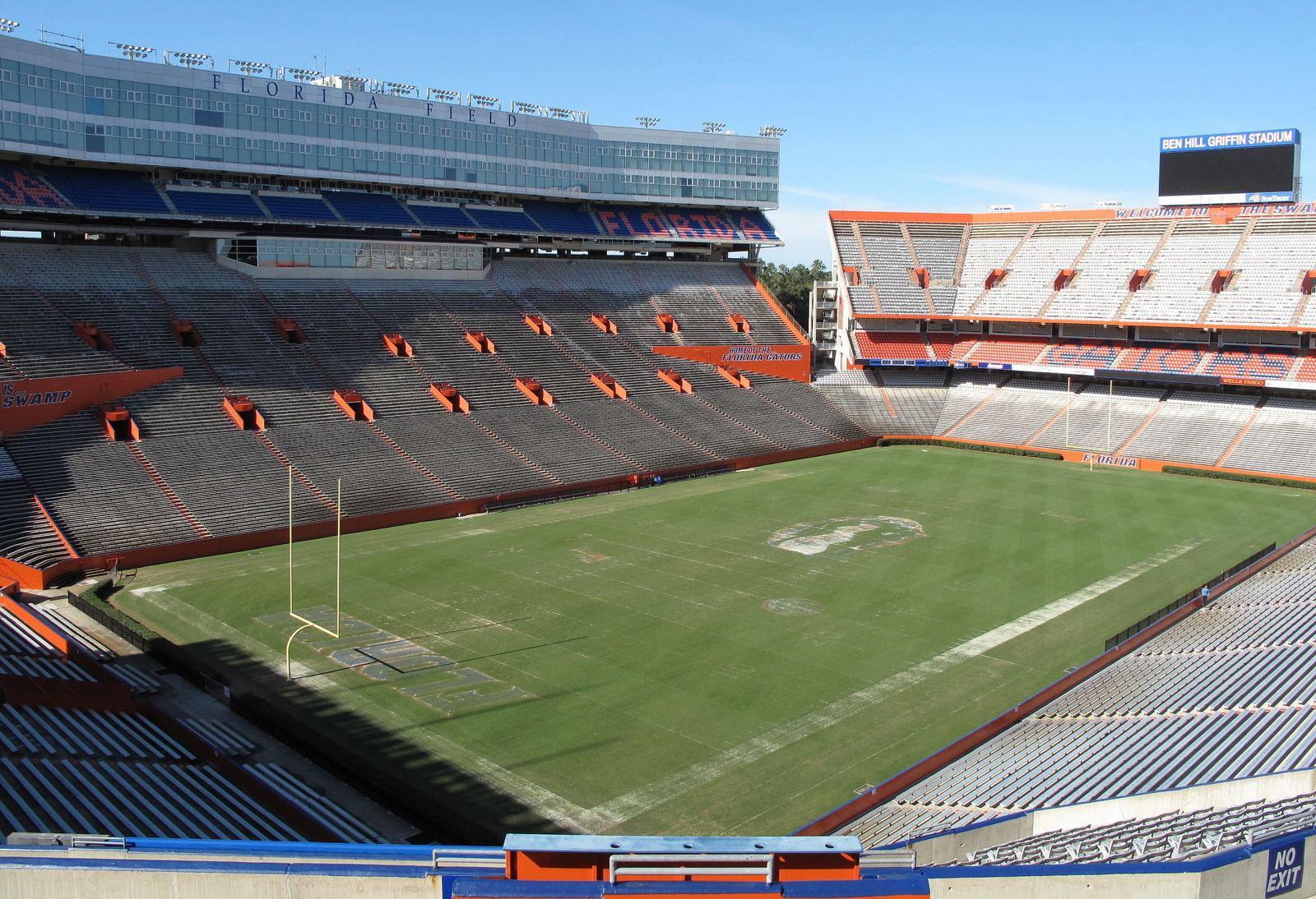 Ben Hill Griffin Stadium The Swamp Stadiumdb Com