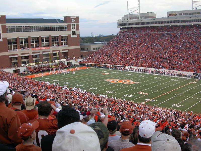 Boone Pickens Stadium – StadiumDB.com