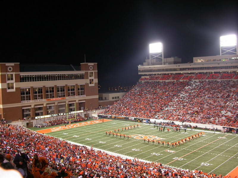 Boone Pickens Stadium Stadiumdb Com
